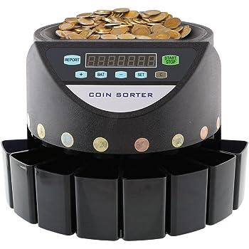 Safescan 1250 Geldzählmaschine Automatischer Münzzähler Und