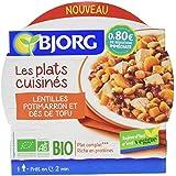 Bjorg Plat Cuisiné au Potimarron Tofu Bio 300 g - Lot de 3