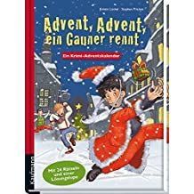 Krimi Weihnachtskalender.Suchergebnis Auf Amazon De Für Kinder Krimi Advents