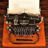 Handgemachte alten englischen Schreibmaschine Modell Bar retro Dekoration Handwerk Geschenke