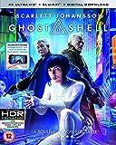 GHOST IN THE SHELL 4K UHD + digital download [Blu-ray] [2017] [Region Free]