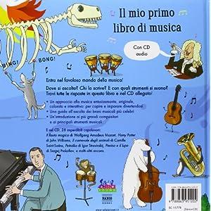 Il mio primo libro di musica. Con CD Audio