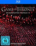 Game of Thrones Staffel 1-4 (Digipack + Bonusdisc + Fotobuch) (exklusiv bei Amazon.de) [Blu-ray] [Limited Edition]