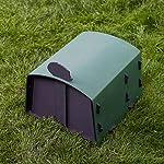 nestbox co eco hedgehog feeding station Nestbox Co Eco Hedgehog Feeding Station 6149Ayznr2L