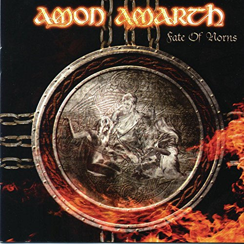 Amon Amarth: Fate of Norns (Audio CD)