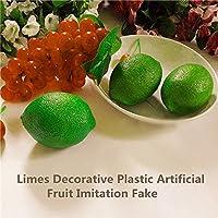 Preisvergleich für Bazaar Künstliche Lemon Lime Simulation gefälschte Obst Imitation Lernen Props Home Shop Decor