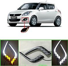 Auto Pearl LED Fog Lamp for Maruti Suzuki Swift (Set of 2)