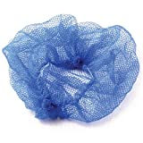 10 x Blue Mesh Hair Nets One Size