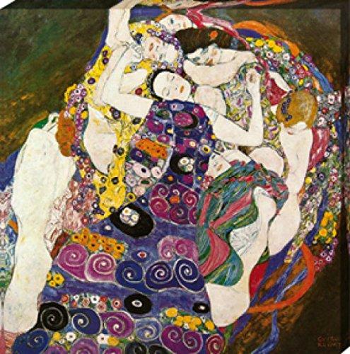 gustav-klimt-la-virgen-1912-1913-cuadro-lienzo-montado-sobre-bastidor-70-x-70cm