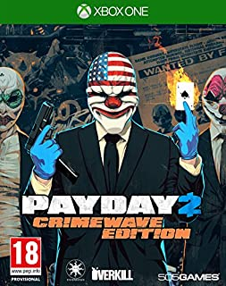 Payday 2 Crimewave Edition (Xbox One) (B00U0AIJ1C) | Amazon price tracker / tracking, Amazon price history charts, Amazon price watches, Amazon price drop alerts