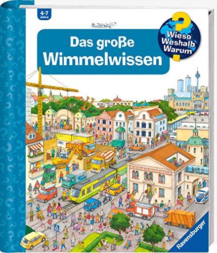 Das große Wimmelwissen (Riesenbuch) (Wieso? Weshalb? Warum? Sonderband)