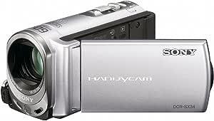 Sony Dcr Sx34 Camcorder Flash 60x Optical Zoom 6 9 Cm Camera Photo