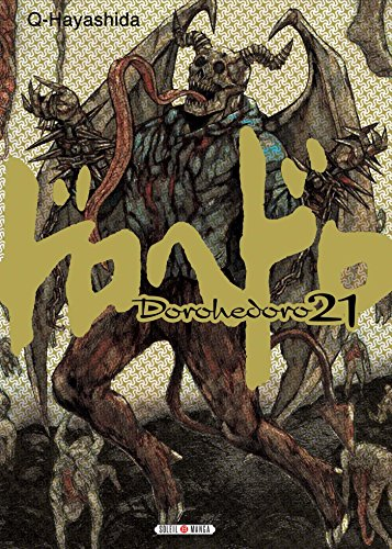 Dorohedoro, Tome 21 : par From Soleil Productions
