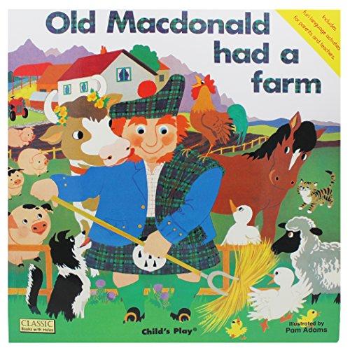 Old Macdonald had a Farm (Big Books Series) Adams Farm