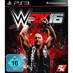 WWE 2K16 (Code in der Box) – [PC]