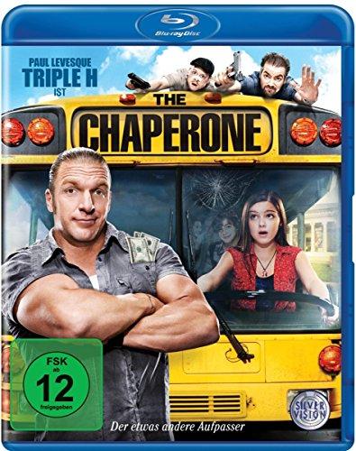 The Chaperone - Der etwas andere Aufpasser [Blu-ray]