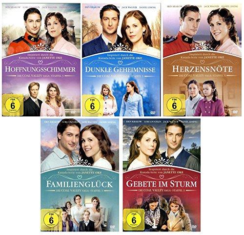 Staffel 3 (+Bonusfilm) (6 DVDs)