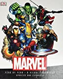 Marvel Year by Year a Visual Chronicle by Stan Lee (2-Sep-2013) Hardcover
