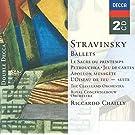 Stravinsky Ballets (Le Sacré du printemps · Petruchka · Jeu de cartes · Apollo musagète · L'Oiseau de feu, suite)
