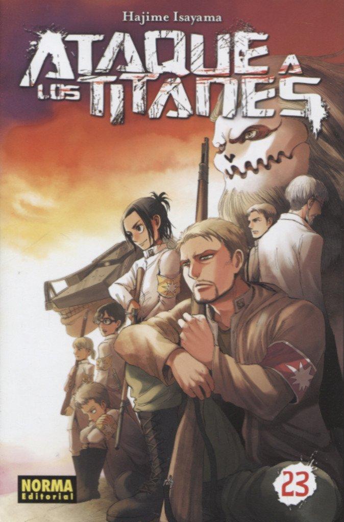 Todo de Ataque a los titanes