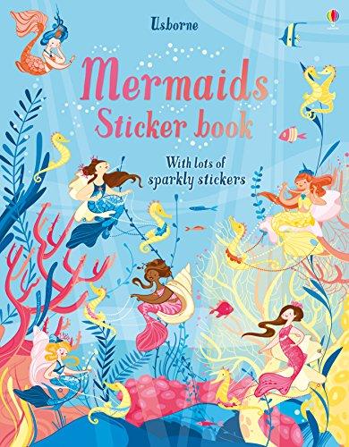 Mermaids Sticker Book (Sticker Books) por Fiona Watt