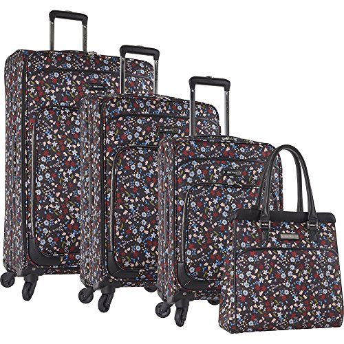 ninewest-womens-packmeup-4-pc-set-black-multi-floral-print