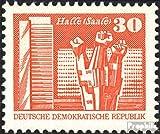 Prophila Collection DDR 2588 (kompl.Ausg.) 1981 Aufbau in der DDR, Kleinformat (XII (Briefmarken für Sammler)