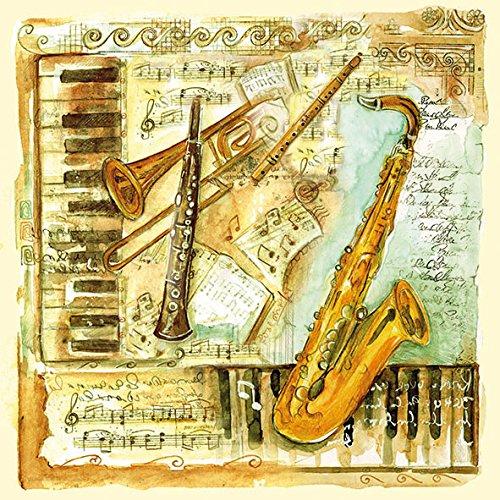 servietten-33-x-33-cm-napkin-musical-instrument-3-lagig-20-stuck