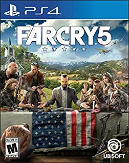 Far Cry 5 for PlayStation 4 (B071J1S2M7) | Amazon Products