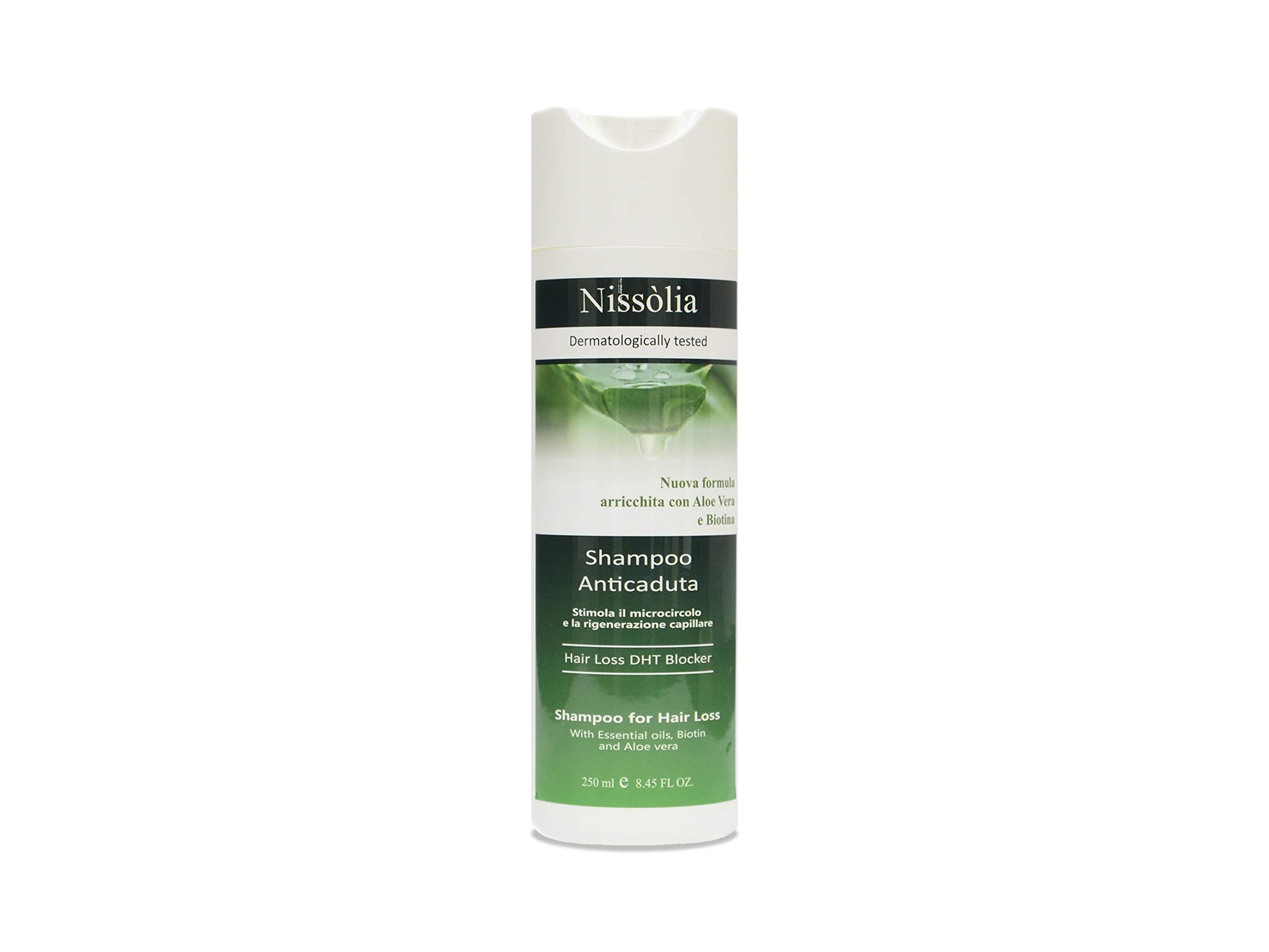 Shampoo Uomo Con Biotina ed Estratti Vegetali