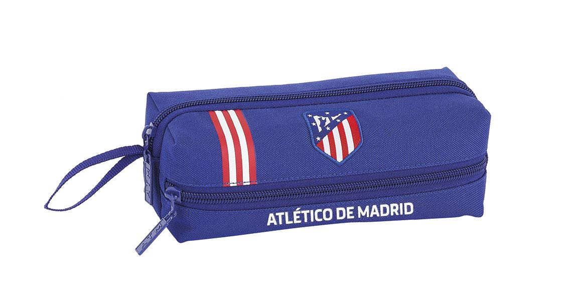 Atlético de Madrid «In Blue» Oficial Estuche Escolar 200x80x70mm