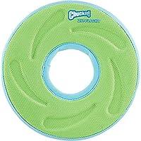 Chuckit! CU18100 Zipflight, Hundespielzeug, schwimmende Frisbee und Lenkrad, M