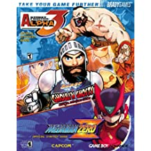 Capcom GBA Combo Official Strategy Guide - Covers Street Fighter Alpha 3, Super Ghouls 'n' Ghosts and Megaman Zero