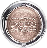 Max Factor Excess Eyeshadow 20, copper, 1er Pack (1 x 7 ml)