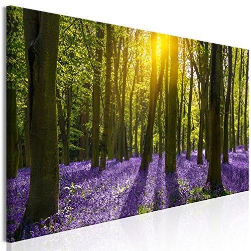 Murando - Cuadro Bosque 120x40 cm 1 Parte impresión