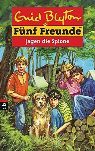 9: Fünf Freunde jagen die Spione (Einzelbände, Band 29) (Fancy Dress Shops Online)
