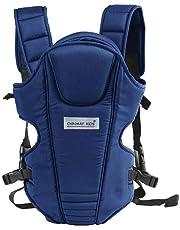 Ineffable® Baby Carrier Sling Portable Child Infant Kangaroo Bag Ergonomic Multi Functional Carrier (Blue)