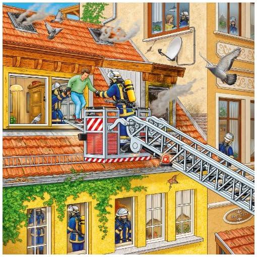 Ravensburger-09401-Feuerwehreinsatz