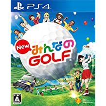 New Minna no Golf SONY PS4 PLAYSTATION 4 JAPANESE VERSION Region Free