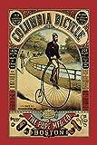 Columbia Bicycle reklame fahrrad metal sign, retro, schild aus blech