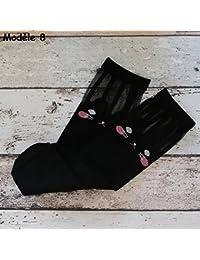 Chaussettes hautes montantes bébés enfants, 12 modèles au choix 1 à 10 ans S (1/3 ans),M (3/6 ans),L (6/10 ans)