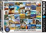 Eurographics 15.240–1.912,6cm Globetrotter Australien