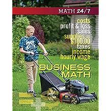 Business Math (Math 24/7) (English Edition)