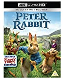 Peter Rabbit [4K UHD Blu-ray] [2018]
