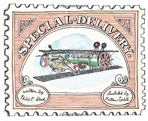 Special Delivery por Philip C. Stead