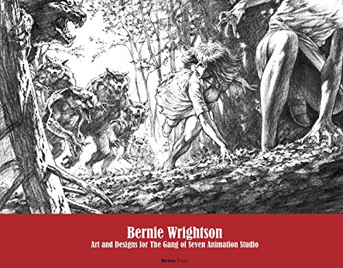 Bernie Wrightson: Art and Designs for the Gang of Seven Animation Studio por Bernie Wrightson
