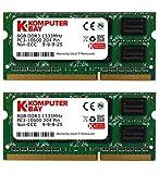 Komputerbay - Memoria RAM portátil, 16GB