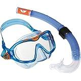 Aqua Lung Sport Kinder-Schnorchel-Set mit Tauchmaske und Schnorchelrohr - Einheitsgröße