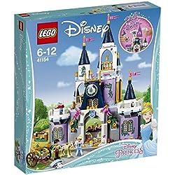 Lego Disney Princess il Castello dei Sogni di Cenerentola, 41154