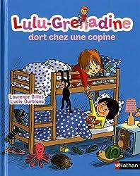 Lulu-Grenadine dort chez une copine